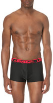 Under Armour Branded Stretch-jersey Trunks