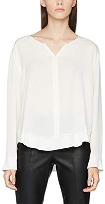 Marc Cain Additions Women's HA 51.09 W39 Blouse, (White 110)