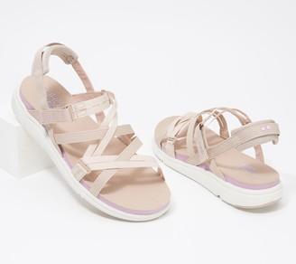 Ryka Adjustable Back-Strap Sport Sandals - Mirasa