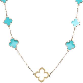 Amrita Singh Enamel Necklace