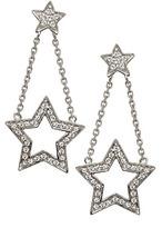 Brian Danielle Shooting Star Diamond Earrings