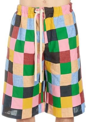 Loewe Patch Print Shorts