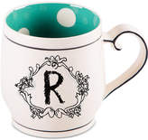 "Home Essentials Monogram ""R"" Mug"