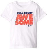 Nike Full Court Awesome Short Sleeve (Toddler)