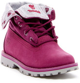 Timberland Authentics Fabric Fold-Down Boot (Toddler & Little Kid)