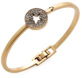 Marc Jacobs Pave Star Delicate Bangle Bracelet