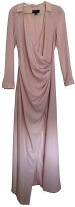 Style Stalker Pink Cotton Dress for Women