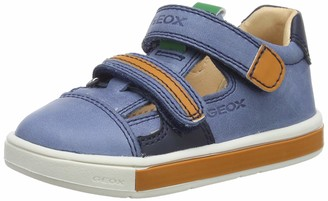 Geox Baby Boys B TROTTOLA C Low-Top Sneakers