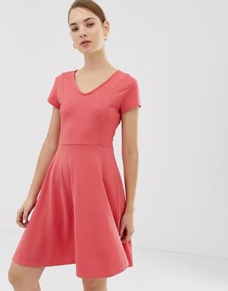 B.young V Neck Dress