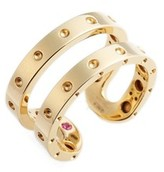 Roberto Coin Women's Symphony Double Pois Moi Ring
