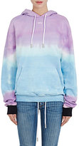 Off-White Women's Tie-Dyed Cotton Terry Hoodie