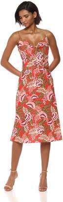 Finders Keepers Finderskeepers findersKEEPERS Women's Songbird Sleeveless Sheath Midi Dress