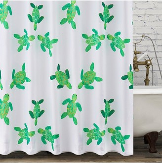 Aqualona Turtles Shower Curtain