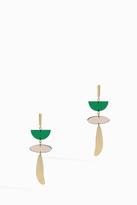 Isabel Marant Acrylic Drop Earrings