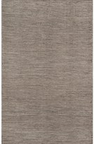 Momeni Mesa Flat-Weave Reversible Natural Wool Area Rug - 8x10'