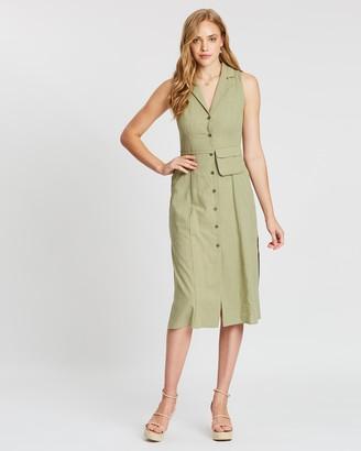MinkPink Roni Midi Dress