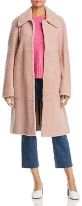 Maximilian Furs Belted Lamb Shearling Coat - 100% Exclusive