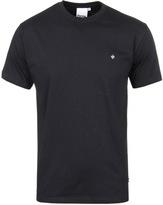 Money Diamond Black Crew Neck T-shirt