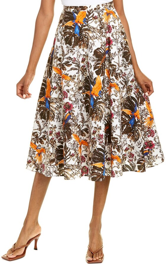 Thumbnail for your product : Max Mara Veles Skirt