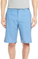 Travis Mathew 'Stig' Stripe Shorts