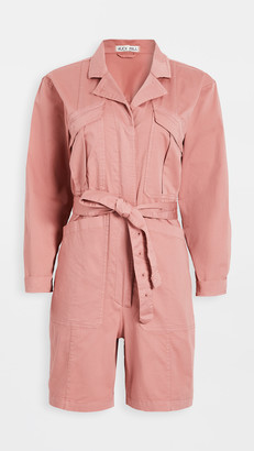 Alex Mill Expedition Shorts Jumpsuit