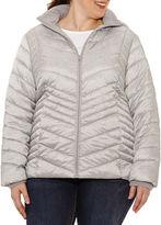 Xersion Lightweight Packable Puffer Jacket