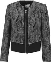 Sandro Vivianne jacquard blazer
