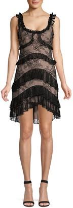 Alexis Helia Lace Slip Dress