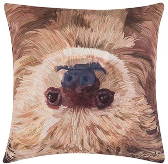 C&F Home Sloth to Do Indoor/Outdoor Decorative Accent Throw Pillow