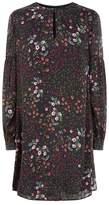 SET Wildflower Printed Shift Dress