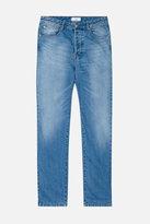 Ami Alexandre Mattiussi wide leg jeans