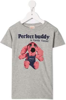 Denim Dungaree Perfect Buddy T-shirt