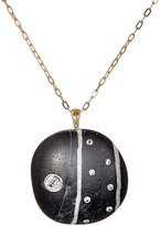 Cvc Stones Women's Patchouli Pendant Necklace-BLACK