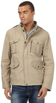 Red Herring Beige Army Style Jacket