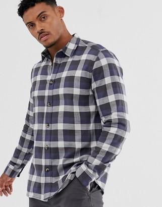 ONLY & SONS check shirt-Grey