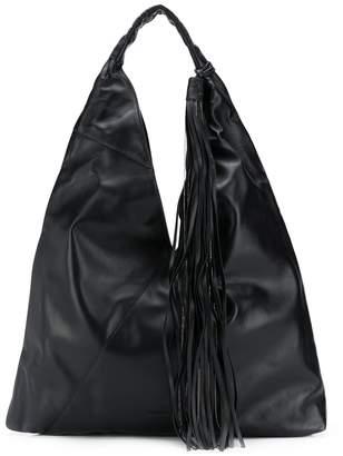 Fabiana Filippi fringed shoulder bag