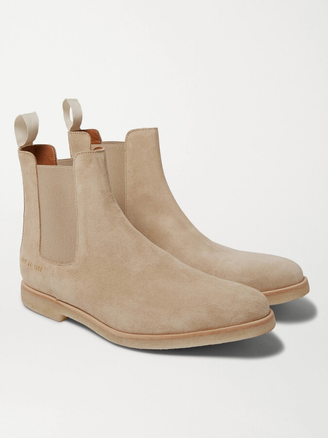 Common Project Chelsea Boots   Shop the
