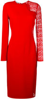 Stella McCartney fitted dress - women - Spandex/Elastane/Acetate/Viscose - 42