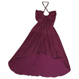 Azzaro Purple Dress for Women