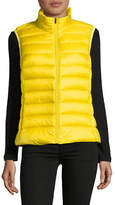 Design Lab Lord & Taylor Packable Down Puffer Vest