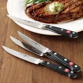 Wusthof Classic 4-Piece Steak Knife Set