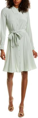 Diane von Furstenberg Dory Silk Shirtdress