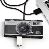 Mustard Superhubs Camera 4 Point USB Hub