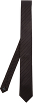 Dolce & Gabbana Polka-dot and stripes silk tie