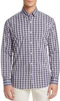 Tailorbyrd Agera Plaid Regular Fit Button Down Shirt