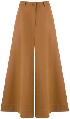 LE SOLEIL D'ETE Velma palazzo trousers