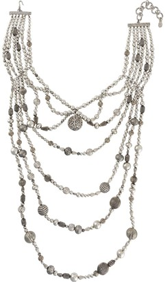 Christian Dior 1990s pre-owned Catwalk multi-strand necklace