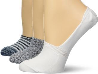 Keds Women's Random Feed Stripes Boot Sock Liner