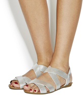 Office Bermuda Elastic Sandals