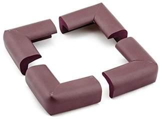 AKORD 4 Safety L- Shape Foam Furniture Corner Protectors (Cream)
